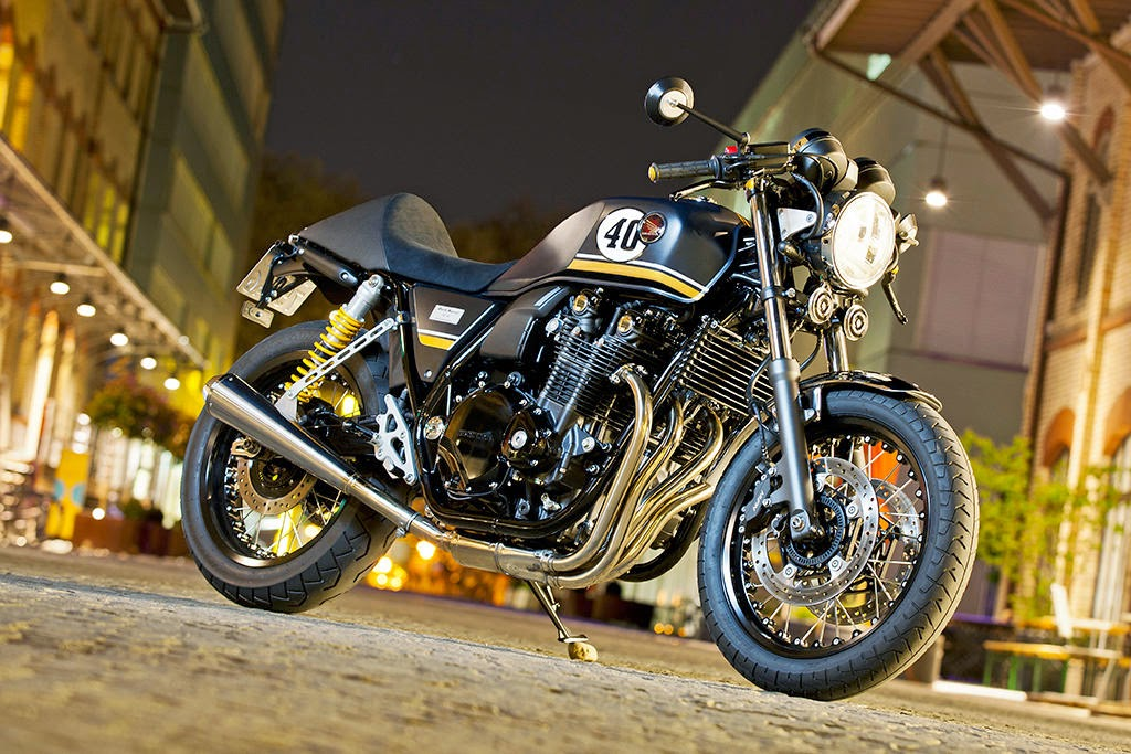 racing caf honda cb 1100 ex dark racer 2014. Black Bedroom Furniture Sets. Home Design Ideas