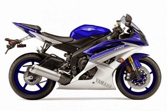 Yamaha menarik FJ-09, FZ-09, FZ6R, Super Tenere dan R6