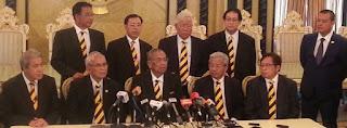 DUN Sarawak Bubar 11 April-Adenan