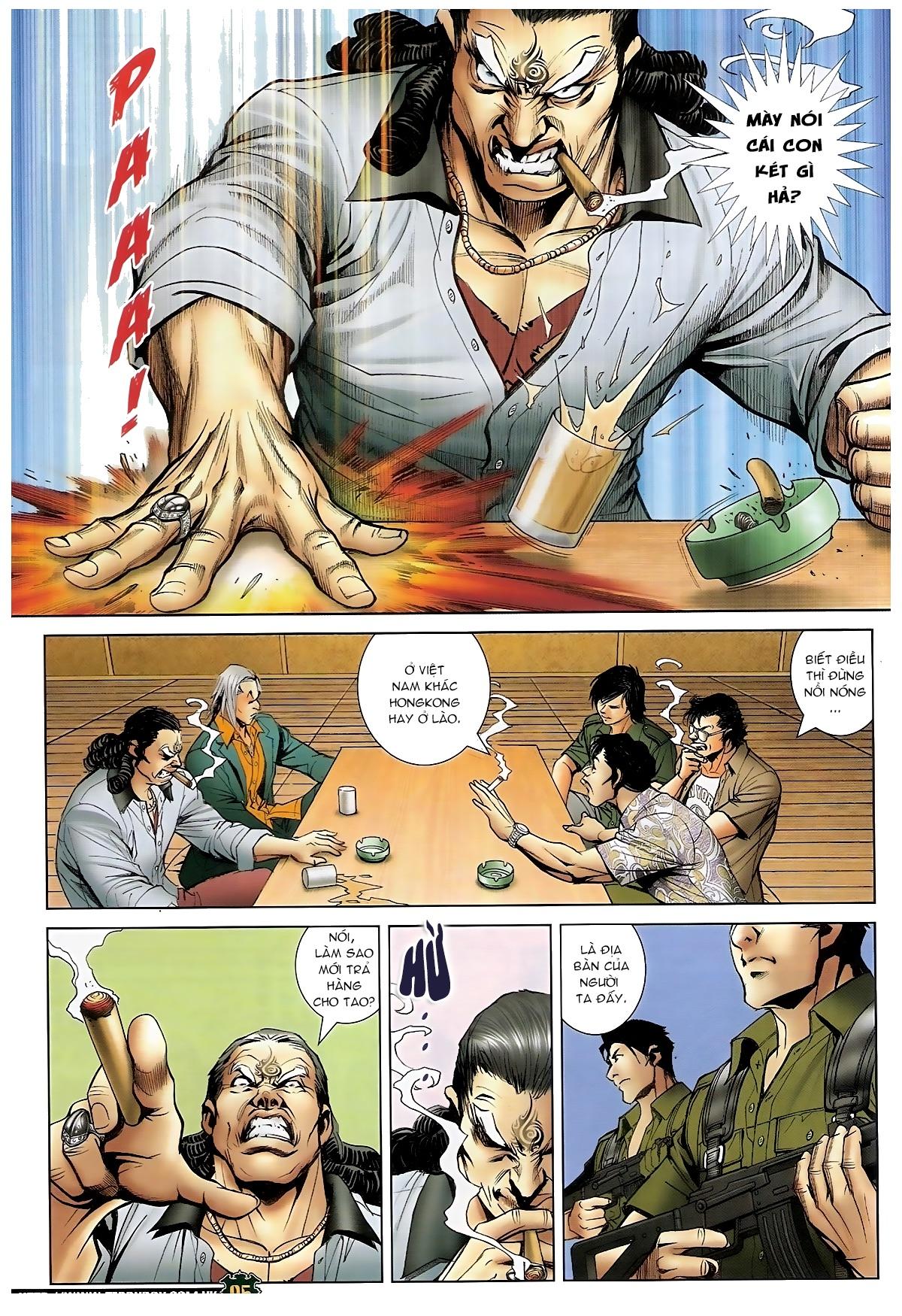 Người Trong Giang Hồ - Chapter 1549: Chơi bẩn - Pic 4