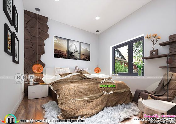 Bedroom interior design 2