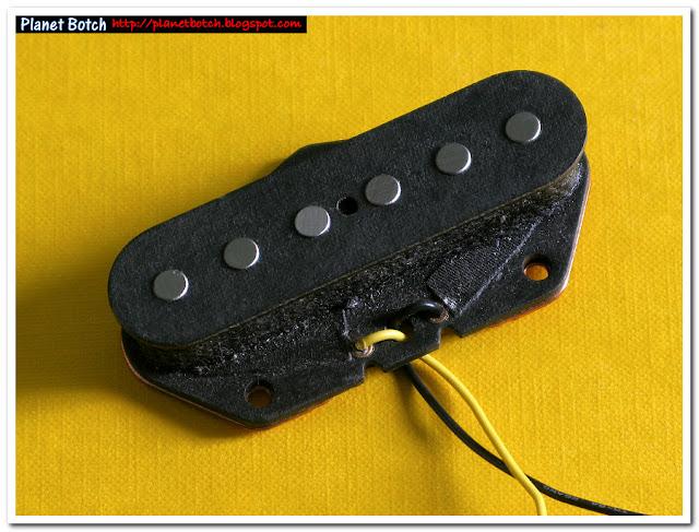Early 1990s Fender MIJ Telecaster Bridge Pickup