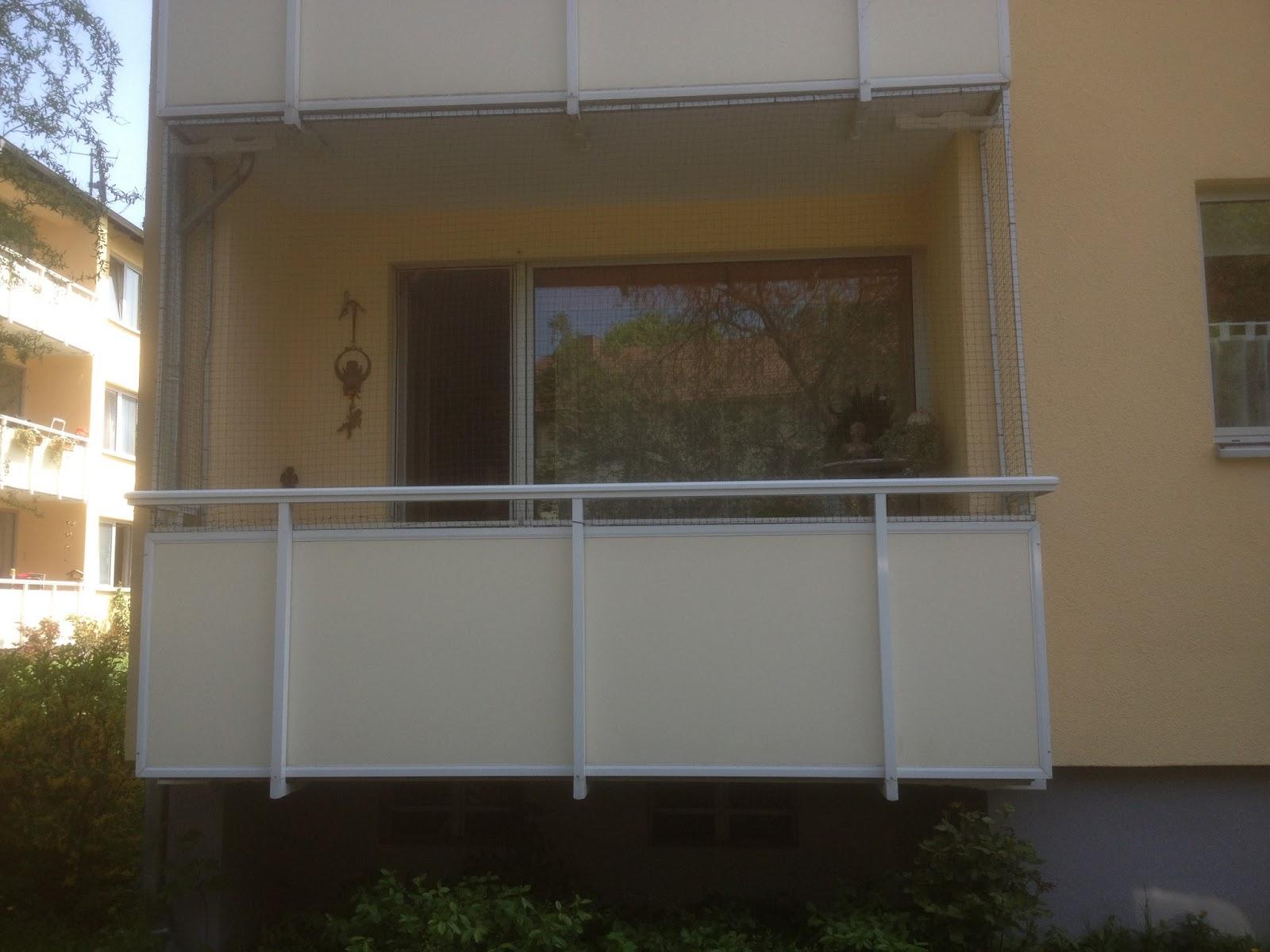 balkon katzensicher machen ohne bohren das beste aus wohndesign und m bel inspiration. Black Bedroom Furniture Sets. Home Design Ideas