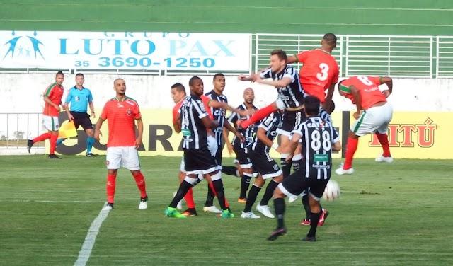 Boa 4 x 1 Ceará: Jogo de um só time