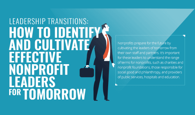 Leadership Transitions: How to Identify and Cultivate Effective Nonprofit Leaders for Tomorrow
