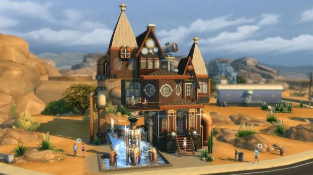 how to get the sims 4 city living for free