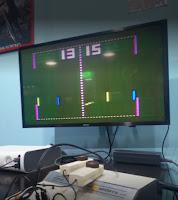 Videojuego Pong - Retro Gamer