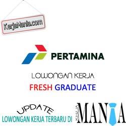 Lowongan Kerja Fresh Graduate PT Pertamina (Persero) April 2016