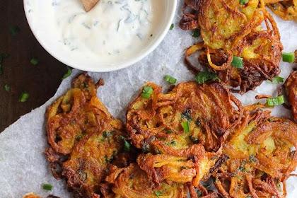 Onion Bhajis