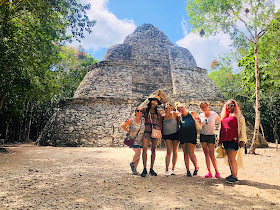 Tulum, Tulum Travel Guide, travel, Coba Ruins, Mayan Ruins, Ixmoja, The Beauty of Life