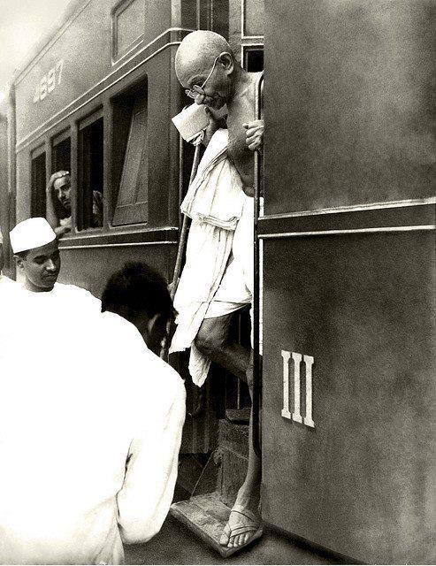29 June 1940 worldwartwo.filminspector.com Gandhi