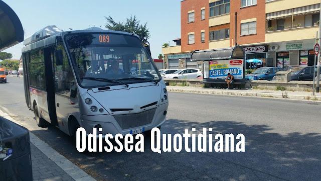 Linea 089 sospesa per ore, nonostante i nuovi bus. Come è possibile?