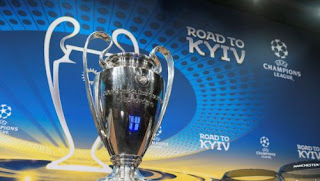 Jadwal Liga Champions - Babak 16 Besar