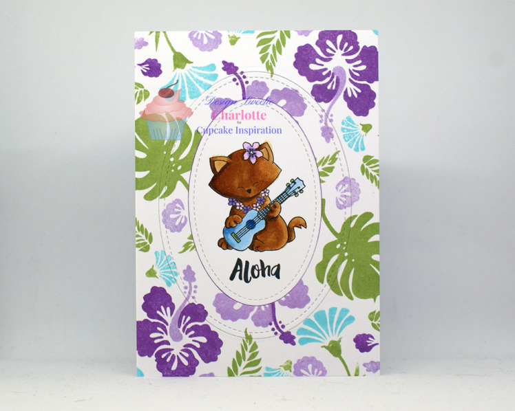 Aloha by Charlotte features Aloha Newton by Newton's Nook Designs; #newtonsnook