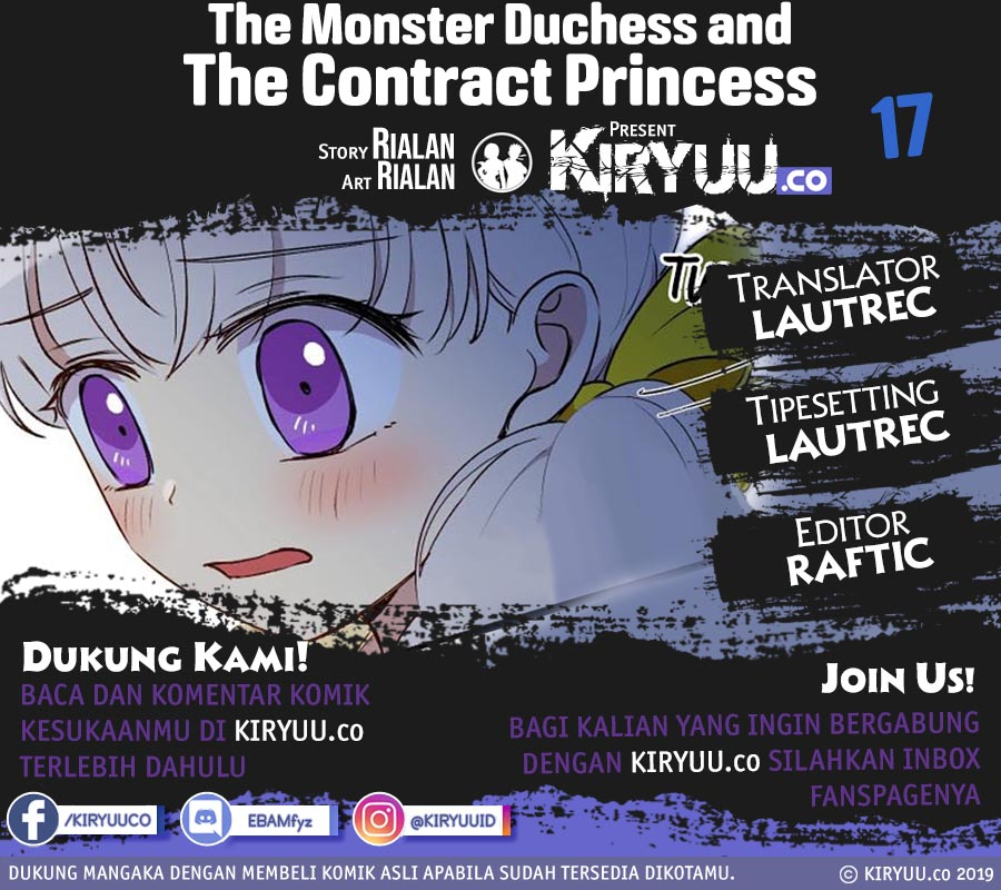 The Monster Duchess and Contract Princess Chapter 17-21