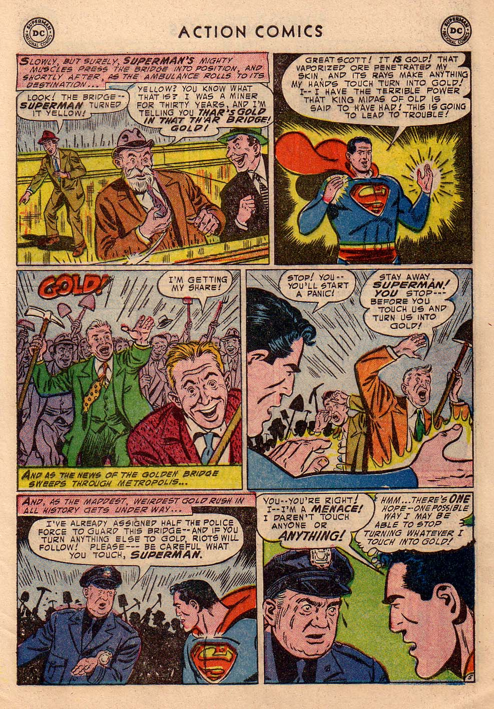 Action Comics (1938) 193 Page 6