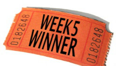 Tween & Teen Week 5 Winner July 2016 | image courtesy of imagechef.com
