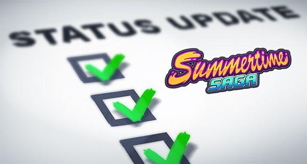 Thông tin gói update 0.13 - Summertime Saga.