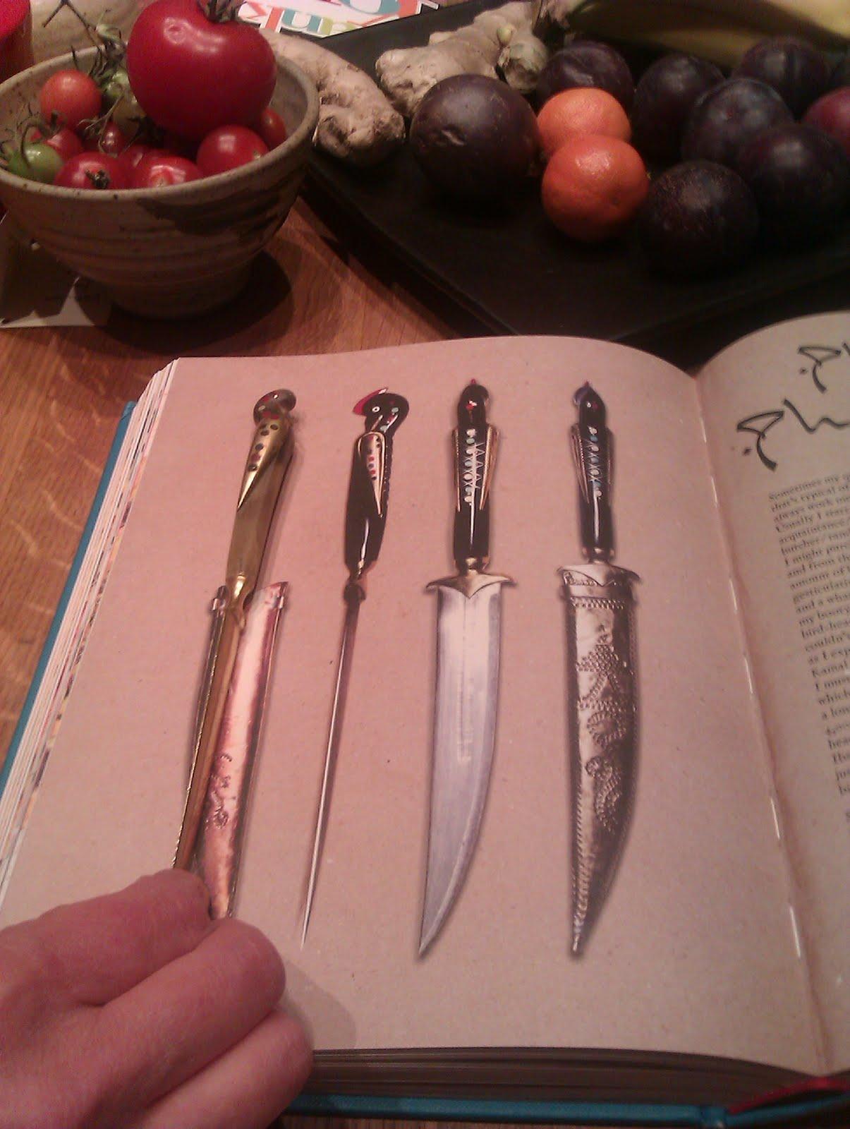 Bringing Kitchen Knives Into Uk