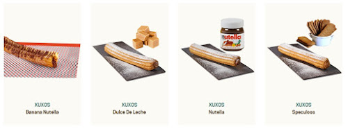 La Lola Churreria Products | Xuxos