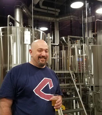 Luke Purcell, former great lakes brew master, craft beer, Flats east bank