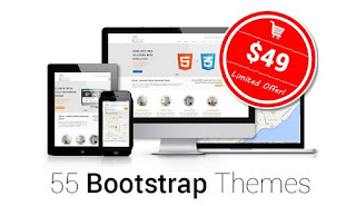 Download – 55 Responsive HTML5 Themes With a Commercial License