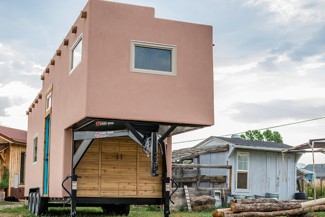 Southwest Abode Mitchcraft Tiny Homes