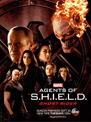 Agentes de S.H.I.E.L.D (4