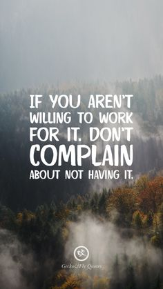 The Best And Most Comprehensive Quotes About Complaining At Work