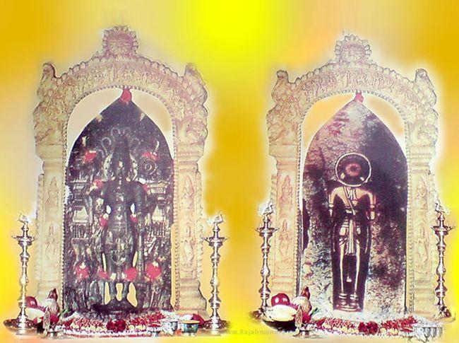Sri Jagan Mohini Kesava Swamy Temple Main Deity