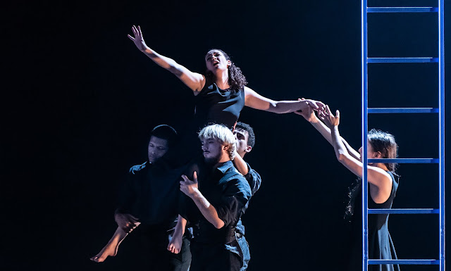 Passion, Music Theatre Wales, 13 October 2018
