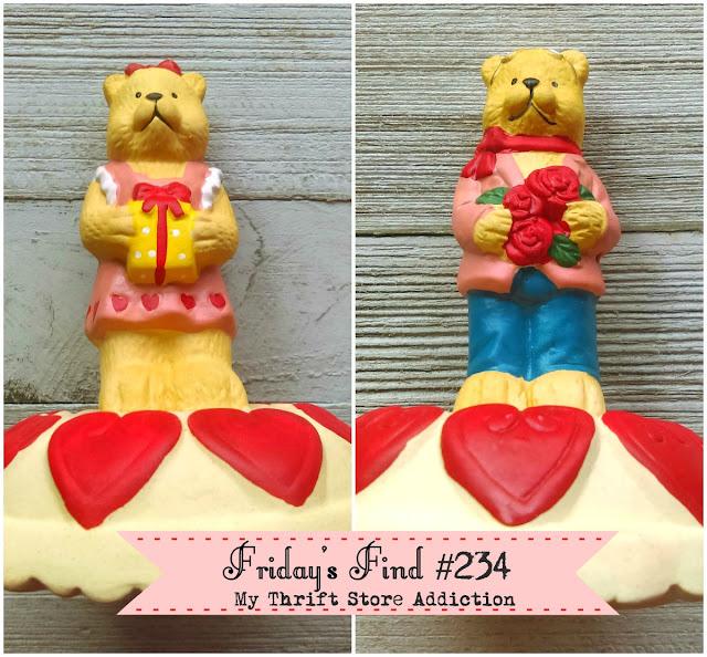 valentine bear cookie stamps