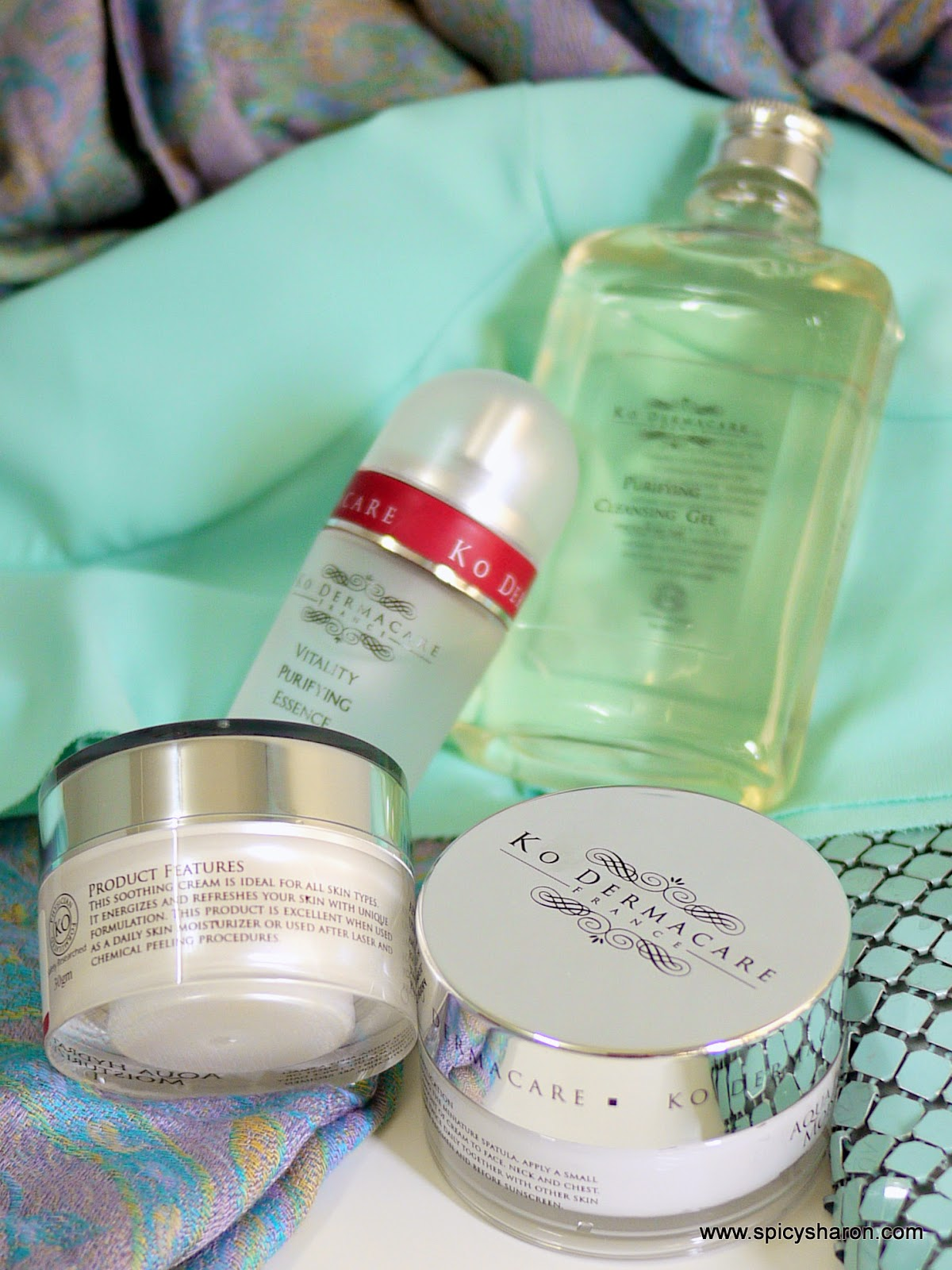 KO Skincare Specialist Product Review - The Beauty Haul