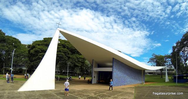 Igrejinha de Nossa Senhora da Conceição, 308 Sul, Brasília