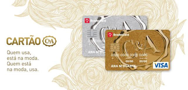 Cartão de Crédito C&A - Bradesco