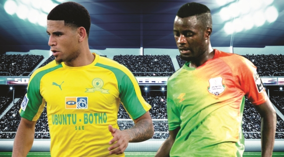 Mamelodi Sundowns host ZESCO United in the CAF Champions League after a 2-1 defeat in Zambia.