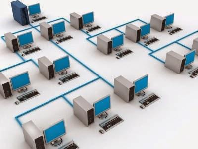 gambar manajemen jaringan komputer