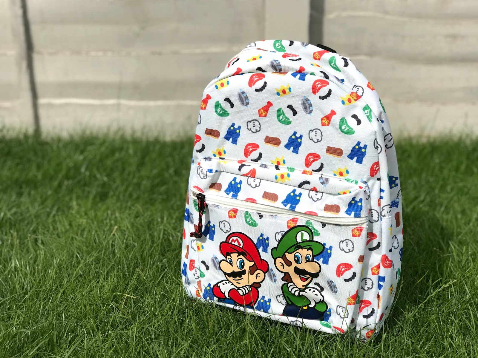 Toddler-Mini-Haul-Super-Mario-Backpack