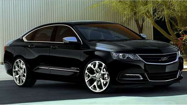 2017 Chevy Impala Car Review New Release Of Engine Date And Price