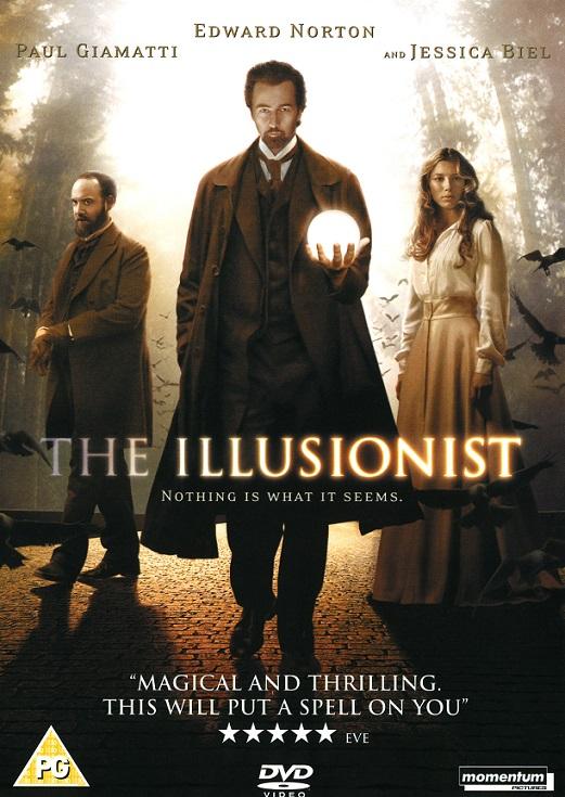 فیلم دوبله: شعبده باز (2006) The Illusionist