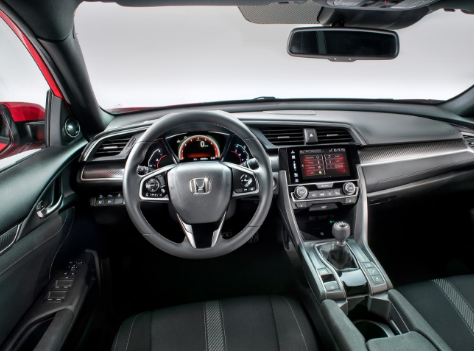 2017 Honda Civic Interior