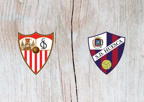 Sevilla vs SD Huesca - Highlights 28 October 2018