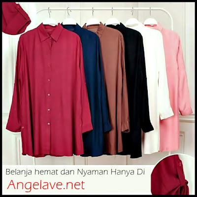 gambar produk Baju Atasan Blouse Wanita Murah