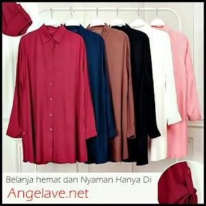 Baju Atasan Blouse Wanita Murah