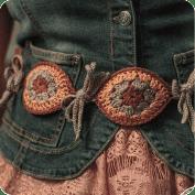 Tinkers-toolbelt a Crochet