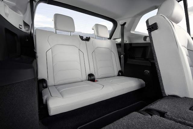 Novo VW Tiguan 2018 - 7 lugares