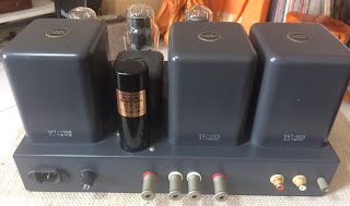 Sun Audio SV-2A3 SET Tube Amp Sold Sun%2Brear
