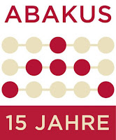 ABAKUS Internet Marketing 15 Jahre Jubiläumslogo