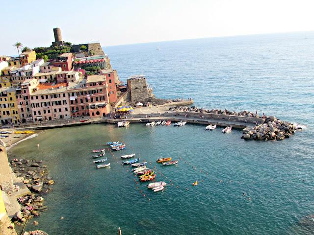 3 Days in Cinque Terre, Italy | Chicago Jogger