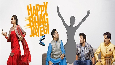 Happy Bhaag Jayegi Full Movie